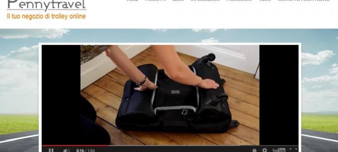 Vendita valigie, zaini e borse