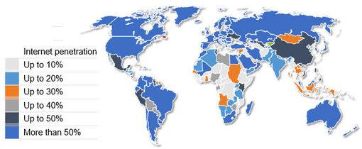 E-commerce: vendite mondiali cresciute del 24% nel 2014