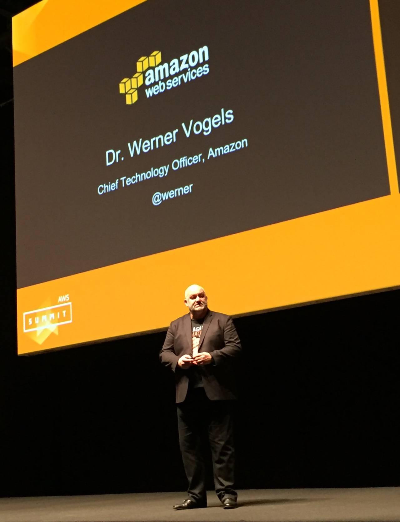 La parola ai Cio al primo Summit italiano di AWS