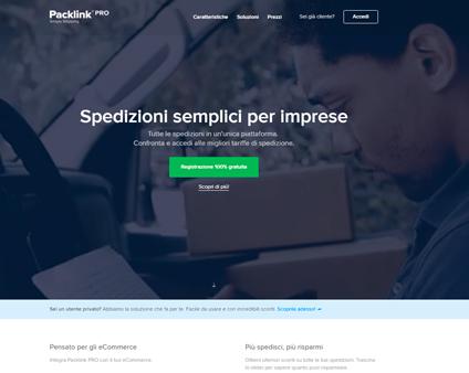 Export più facile con Packlink PRO