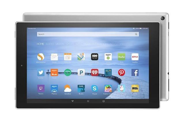 Amazon annuncia il nuovo Fire HD 10 in metallo: le caratteristiche tecniche e il prezzo