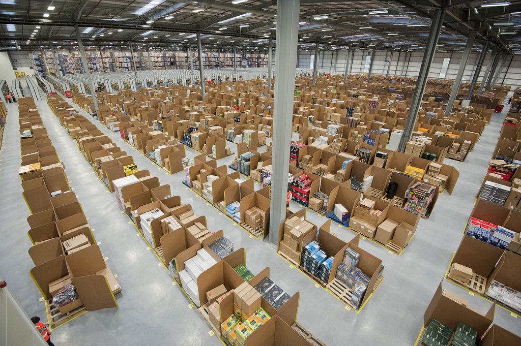 Logistica: le tre sfide dei consumatori europei