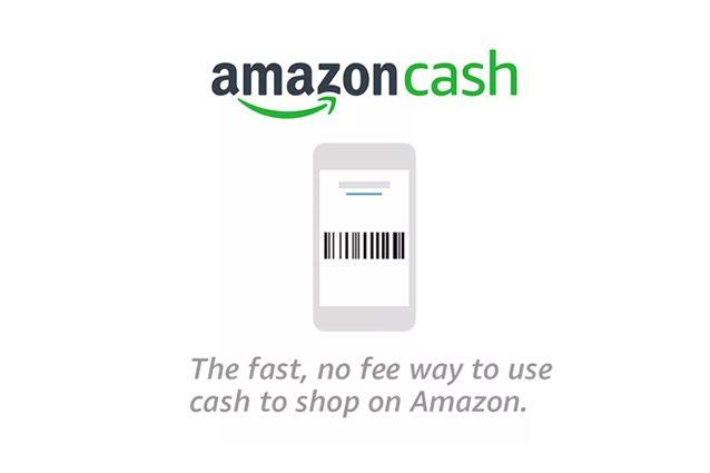 Con Amazon Cash puoi acquistare online senza carte di credito