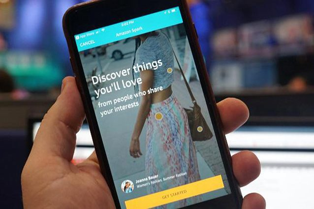 Amazon presenta il social network per lo shopping: ecco Spark