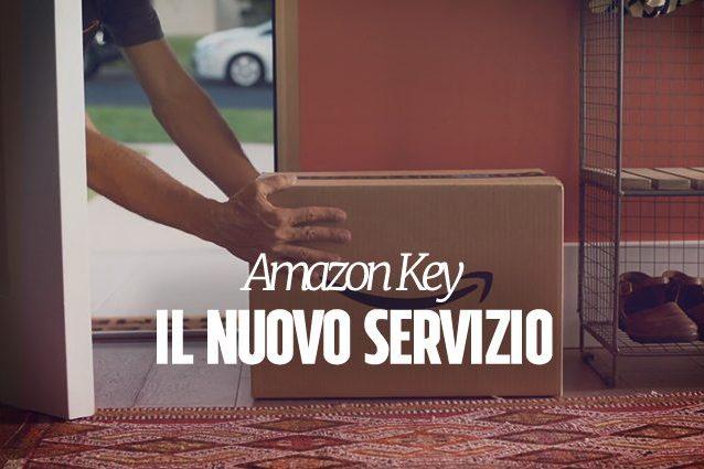 Amazon Key, l'innovativo servizio di consegna dentro casa: ecco come funziona